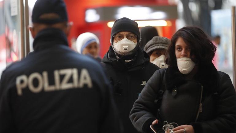 Συγκρατημένη αισιοδοξία στην Ιταλία: Αύξηση νεκρών αλλά και περιορισμός κρουσμάτων