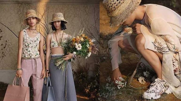 Nature in Bloom: Η ανοιξιάτικη καμπάνια του οίκου Dior εντυπωσιάζει!