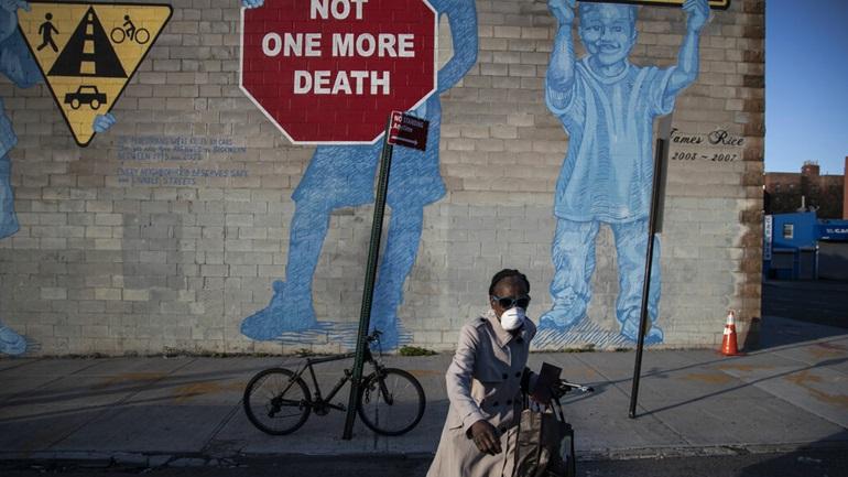 ΗΠΑ: 865 νεκροί από κορωνοϊό μέσα σε 24 ώρες