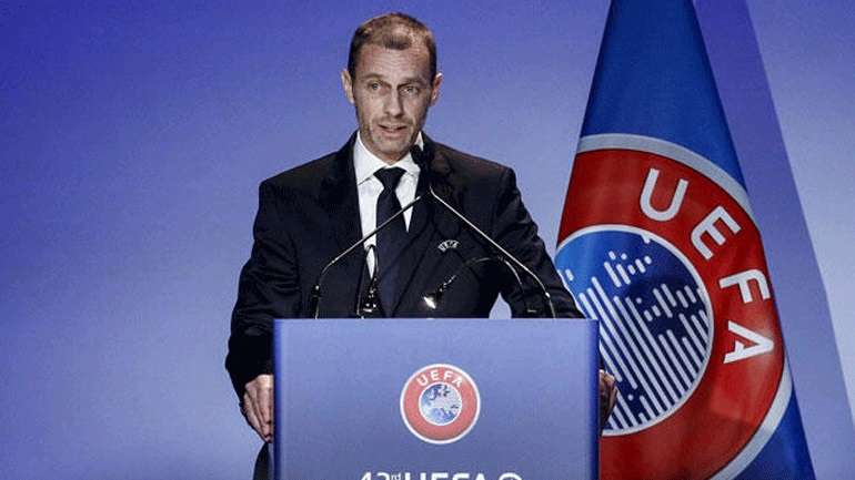 UEFA: Δίνει περιθώριο μέχρι τον Ιούλιο στις λίγκες και έως και τον Αύγουστο σε Champions League και Europa League