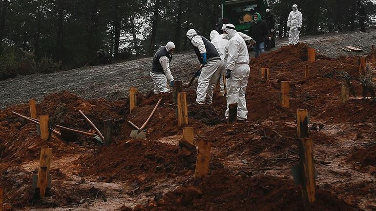 Στους 277 οι νεκροί στην Τουρκία από τον κορωνοϊό