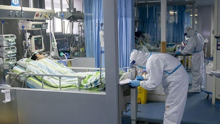 Στους 54 οι νεκροί από κορωνοϊό - Κατέληξε 66χρονος