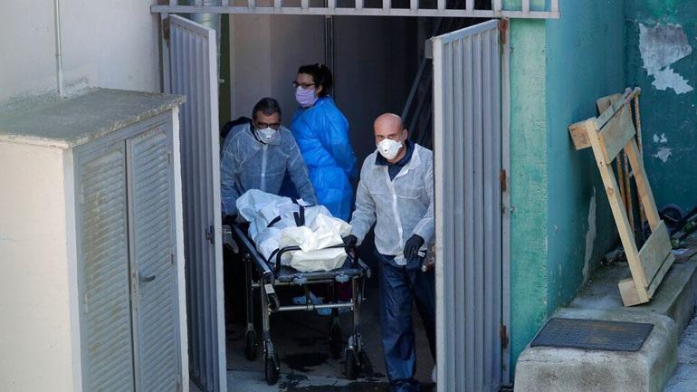 Ισπανία: Στους 809 οι νέοι θάνατοι το τελευταίο 24ωρο