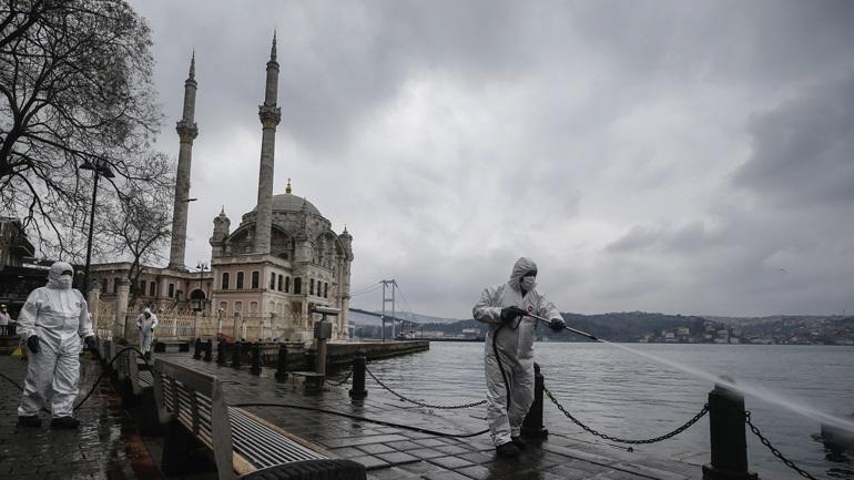 Τουρκία-Covid-19: Εξαιρούνται από την καραντίνα οι νεαροί εργαζόμενοι κάτω των 20 ετών