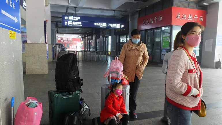Covid-19: Ένας θάνατος και 39 νέα κρούσματα στην Κίνα