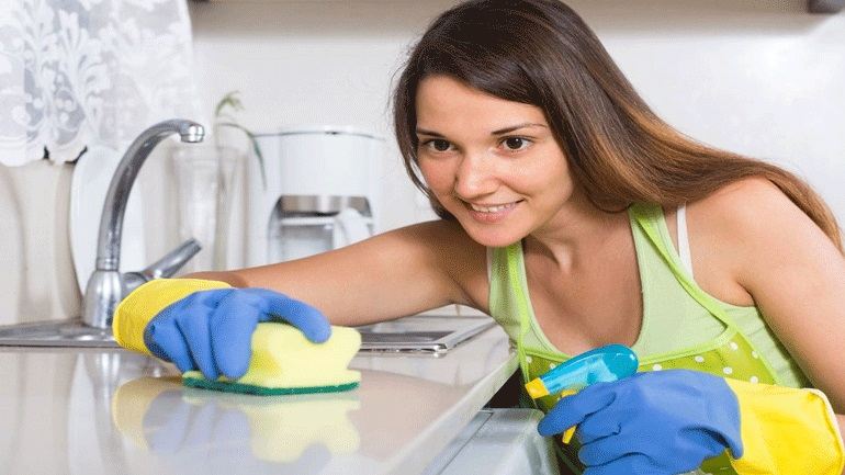Πόσες θερμίδες καίμε κάνοντας δουλειές στο σπίτι;
