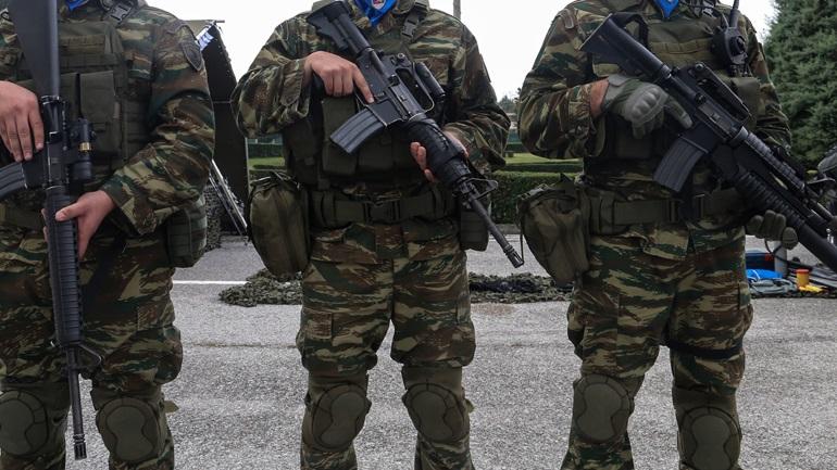 ΓΕΕΘΑ: Περιορίστηκαν τα κρούσματα κορωνοϊού στις Ένοπλες Δυνάμεις