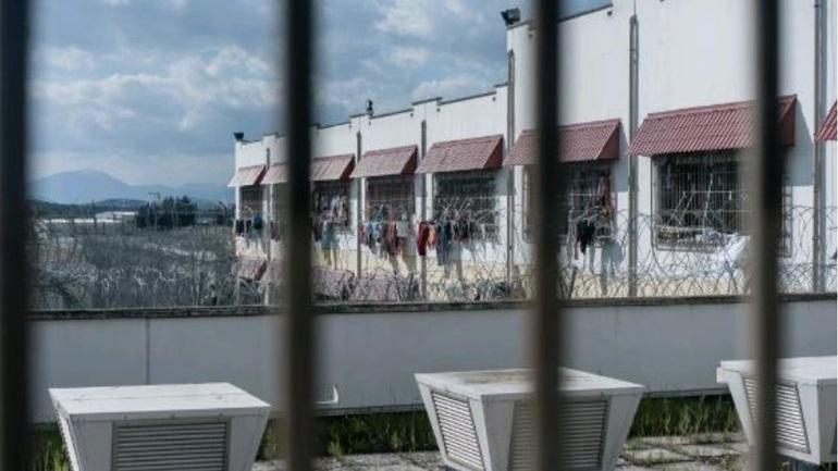 Οι κρατούμενες των φυλακών Ελαιώνα-Θήβας αρνούνται εις ένδειξη διαμαρτυρίας να μπουν στα κελιά τους