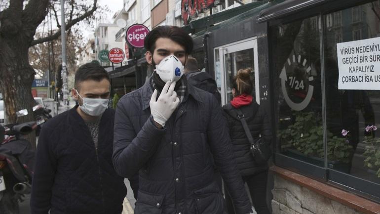 Ξεπέρασαν τους 1.000 οι νεκροί στην Τουρκία - Πάνω από 47.000 τα κρούσματα