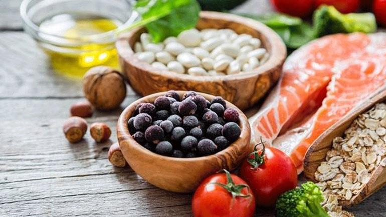 Η σωστή διατροφή είναι η ασπίδα κατά των ιών