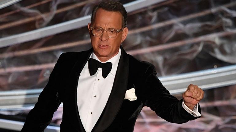 Ο Tom Hanks θα δώσει το αίμα του για να βρεθεί το εμβόλιο κατά του κορωνοϊού
