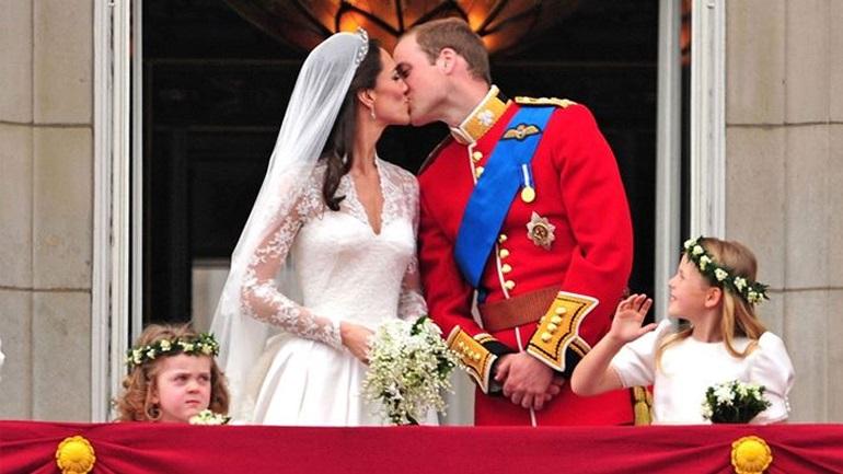 Ο πρίγκιπας William και η Kate Middleton γιορτάζουν την 9η επέτειο του γάμου τους!