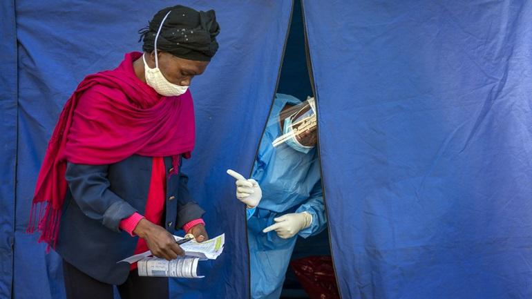 ΠΟΥ: Ανησυχία για τη διάδοση του κορωνοϊού στη δυτική Αφρική