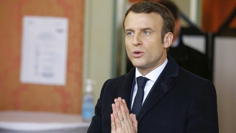 Γαλλία: Ο Μακρόν λέει ότι η 11η Μαΐου δεν σηματοδοτεί την επιστροφή στην κανονικότητα