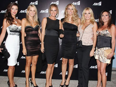 O ANT1 πιέζει για το reality «The Real Housewives»