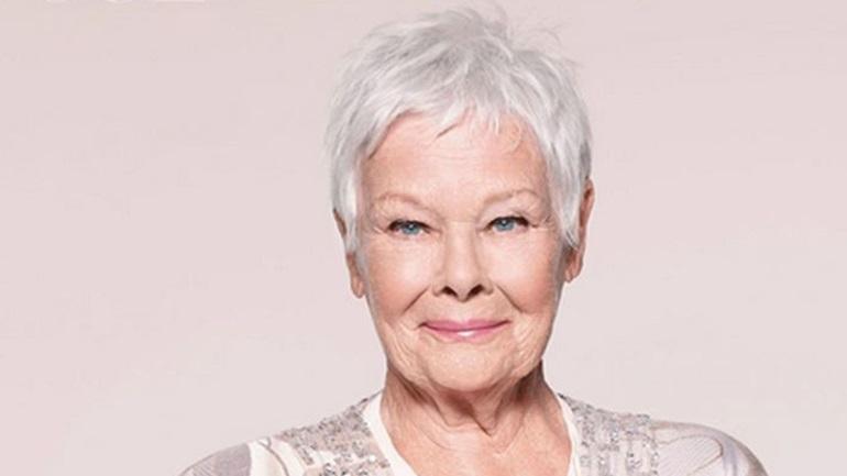 Η Judi Dench στα 85 της χρόνια ποζάρει για το εξώφυλλο της Vogue
