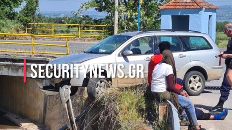 Καταδίωξη λαθροδιακινητή στο Ζαγκλιβέρι - Χειροπέδες σε έξι μετανάστες