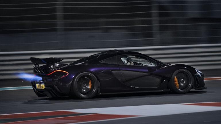 Πόσα χιλιόμετρα έχει κάνει η πρώτη McLaren P1;