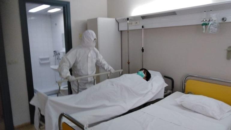 Στους 165 οι νεκροί εξαιτίας του κορωνοϊού στην Ελλάδα - Κατέληξε ασθενής στο ΝΙΜΤΣ