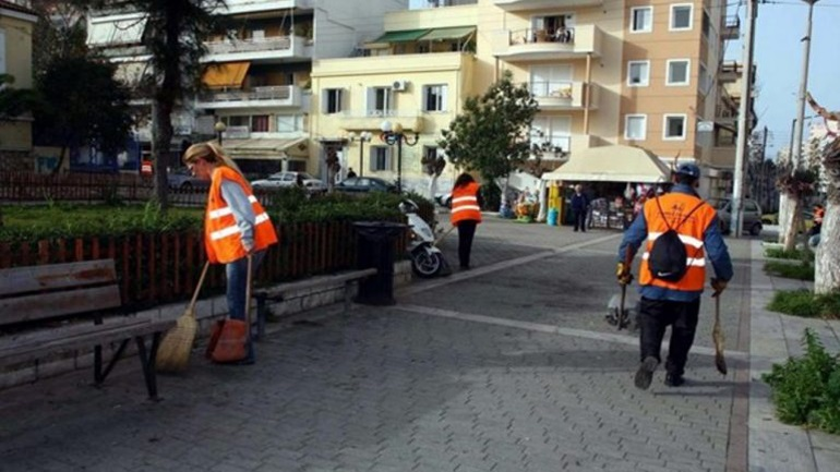 Ο Δήμος Αθηναίων προχωρά στην αναβάθμιση πεζοδρομίων και στις επτά Δημοτικές Κοινότητες