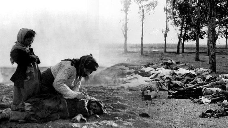 Συμπληρώθηκαν 101 χρόνια από τη Γενοκτονία των Ποντίων