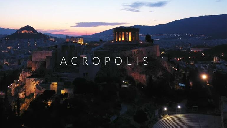 Η φανταστική μας Ακρόπολη όπως δεν την έχετε ξαναδεί!
