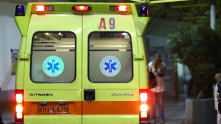 Σοβαρό τροχαίο με εγκλωβισμό στη Σητεία - Ο τραυματίας μεταφέρθηκε στο νοσοκομείο
