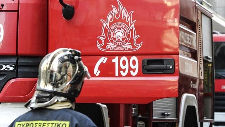 Υπό έλεγχο η φωτιά στο Αλεποχώρι Μεγαρέων