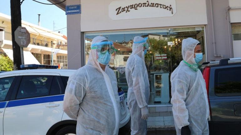 Λάρισα: 12 νέα κρούσματα κορωνοϊού στον οικισμό Ρομά της Νέας Σμύρνης