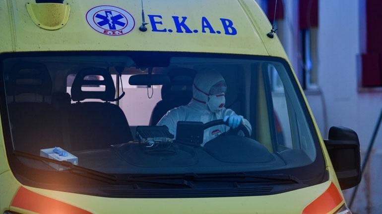 Κρήτη: Τροχαίο δυστύχημα στο Ηράκλειο