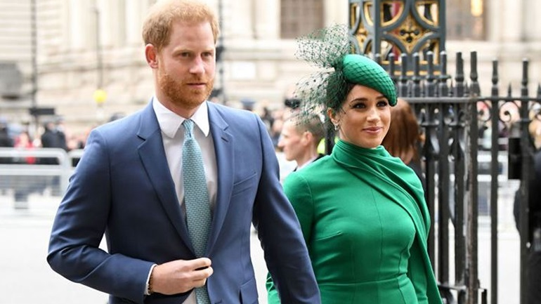 Πώς γιόρτασαν o Harry και η Meghan την επέτειο γάμου τους;