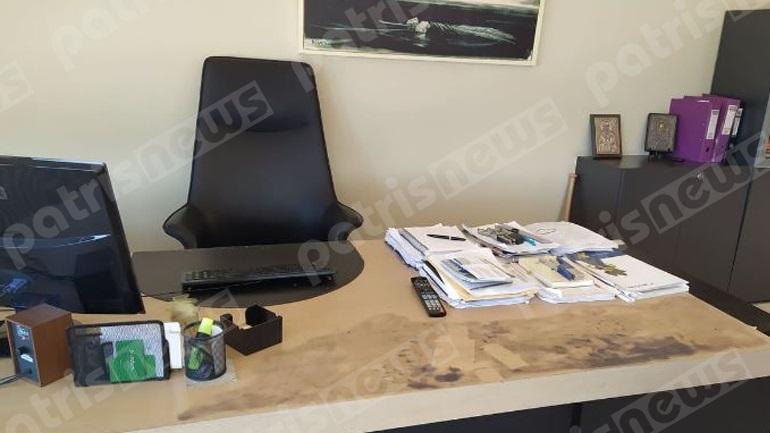 Λεχαινά: Πυροβόλησαν επιχειρηματία μέσα στο γραφείο του
