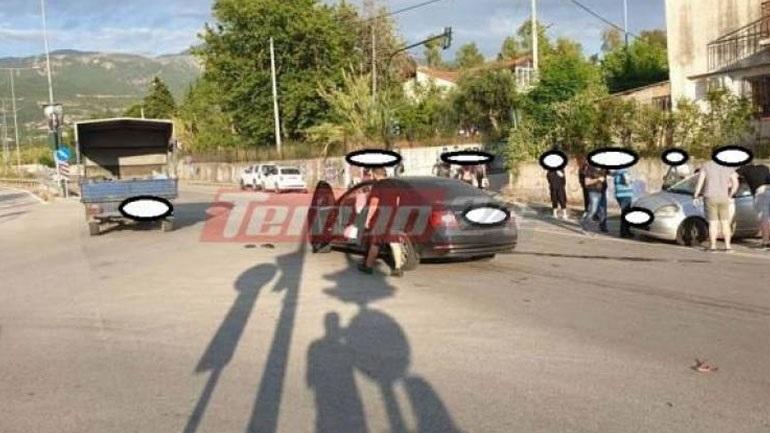 Πάτρα: Σύγκρουση δύο αυτοκινήτων -Τραυματίστηκε μία γυναίκα
