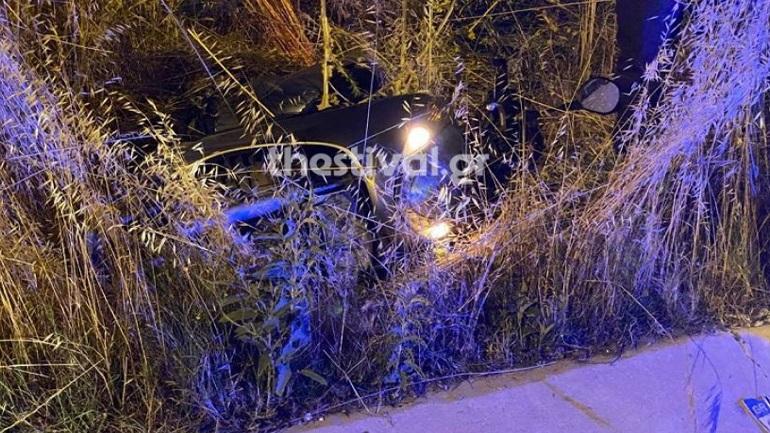 Θεσσαλονίκη: Ένας νεκρός και ένας σοβαρά τραυματίας σε τροχαίο στην Ευκαρπία