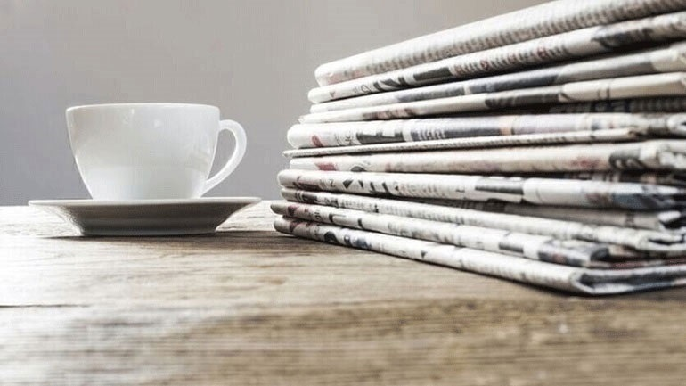 Τα πρωτοσέλιδα των εφημερίδων της Τρίτης