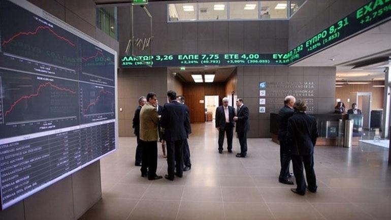 Χρηματιστήριο: Στις 635,27 μονάδες ο Γενικός Δείκτης Τιμών, με οριακή πτώση 0,03%