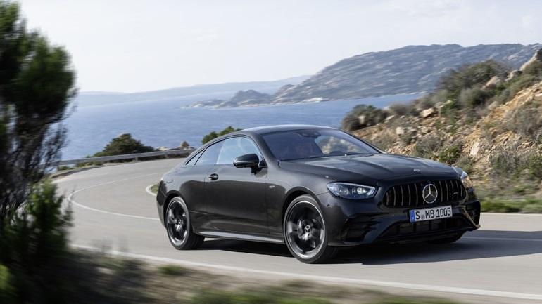 Στυλ και κομψότητα από τις Mercedes Ε-Class Coupe και Cabriolet