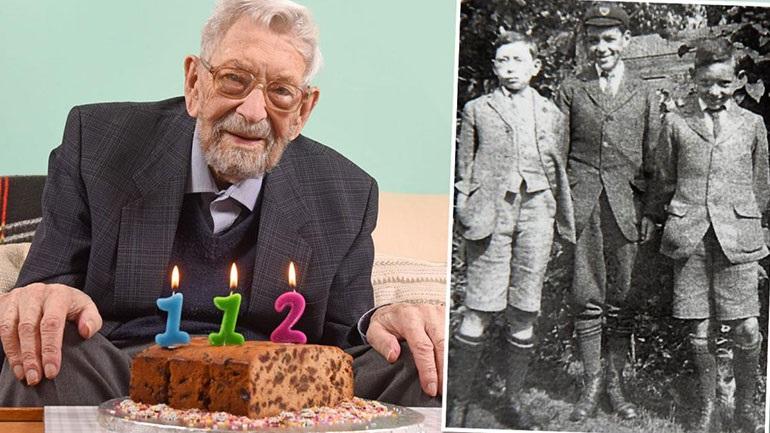 Πέθανε σε ηλικία 112 ετών ο γηραιότερος άνδρας στον κόσμο