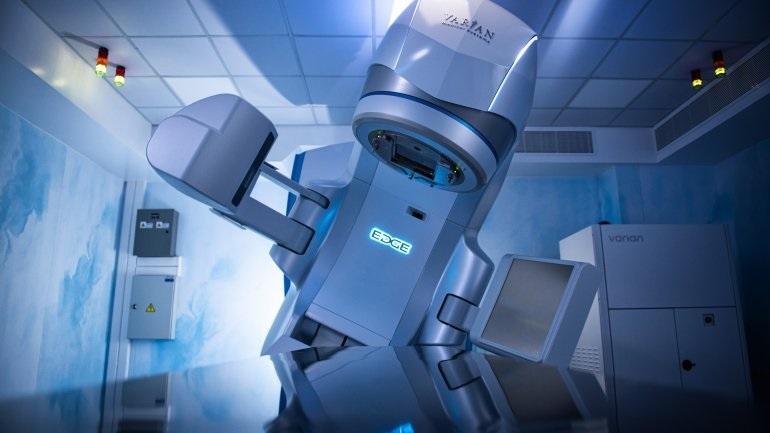 Ακτινοθεραπεία του 21ου αιώνα στο Mediterraneo Hospital
