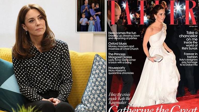 Η απάντηση του παλατιού στα δημοσιεύματα που θέλουν την Kate Middleton «εξαντλημένη»