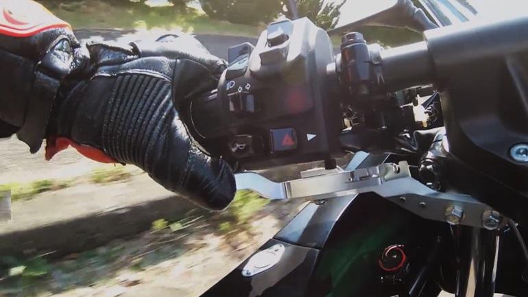 Kawasaki EV Endeavor: Ανάκτηση ενέργειας, παρούσα!