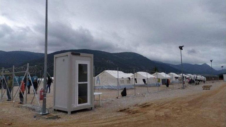 Η Μαλακάσα θα είναι η πρώτη ελεγχόμενη δομή στην ηπειρωτική Ελλάδα