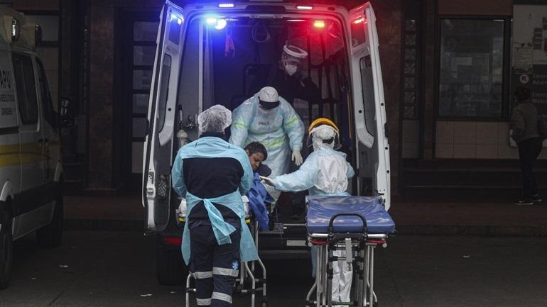 Χιλή: Ξεπέρασαν τις 105.000 τα κρούσματα μόλυνσης από τον SARS-CoV-2