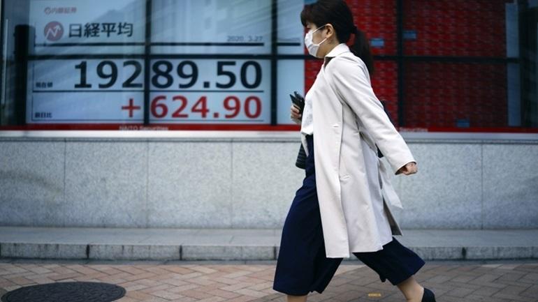Ανοδικά κινείται το χρηματισρτήριο στο Τόκιο