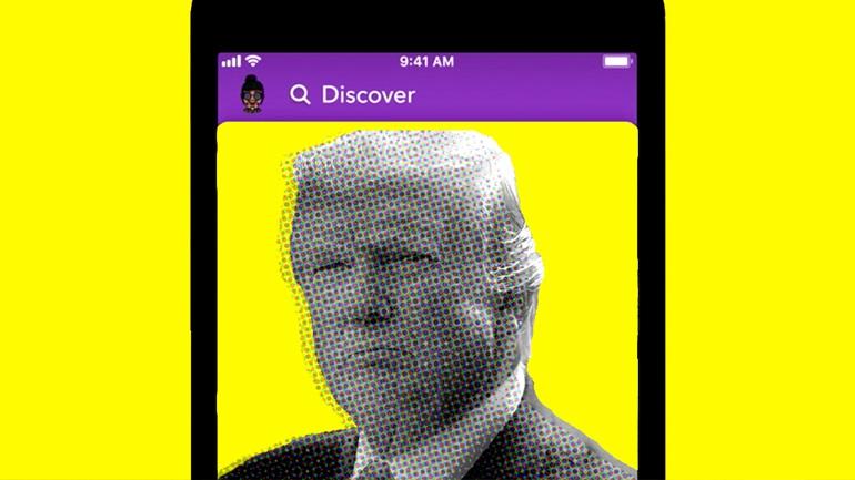 Το Snapchat κατηγορεί τον Τραμπ για υποκίνηση φυλετικής βίας