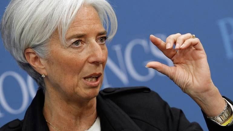 Λαγκάρντ: Φέτος αναμένεται ραγδαία συρρίκνωση 8,7% της οικονομίας της Ευρωζώνης
