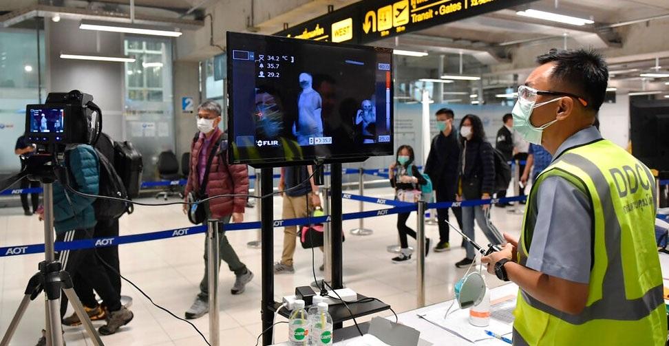 Κίνα: Πέντε κρούσματα μόλυνσης από τον κορωνοϊό σε 24 ώρες