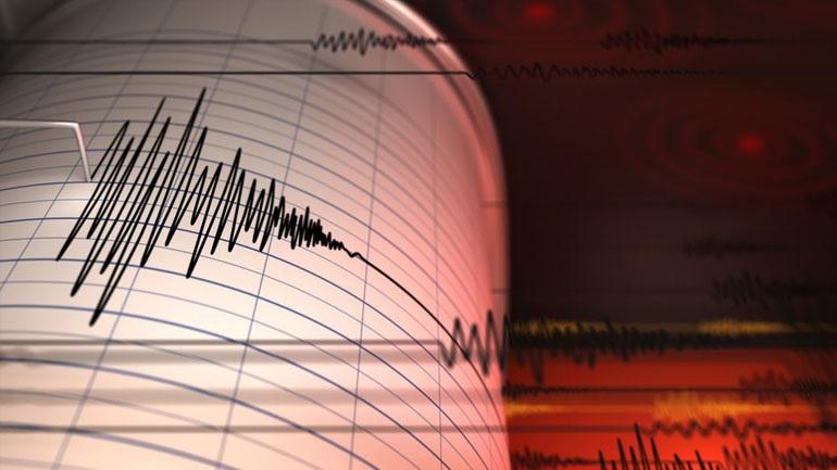 Σεισμός 4,3 Ρίχτερ στον θαλάσσιο χώρο βορειοδυτικά της Κάσου