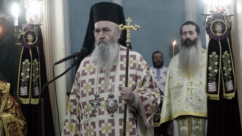 Ο μητροπολίτης Ναυπάκτου για το κλείσιμο των Εκκλησιών λόγω κορωνοϊού