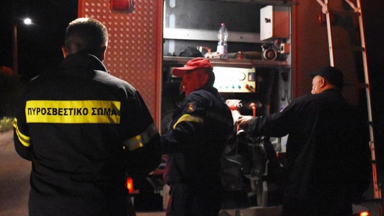 Νεκρή γυναίκα από πυρκαγιά σε διαμέρισμα στη Θεσσαλονίκη